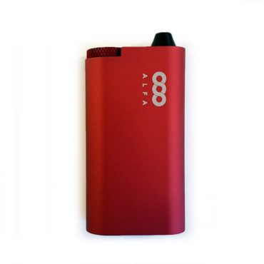 ALFA VAPORIZER ALL RED